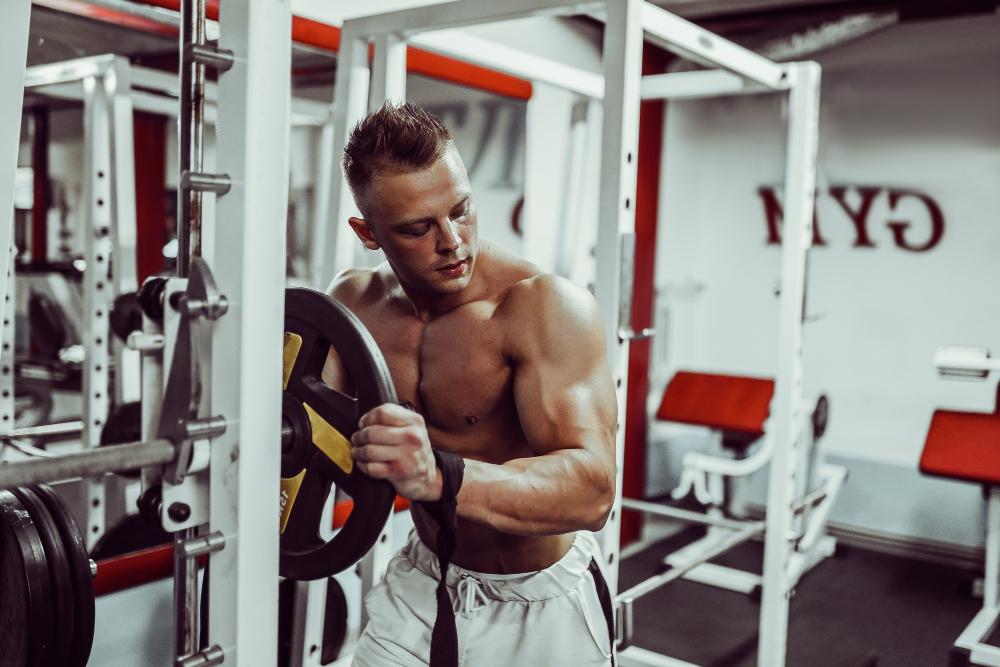 Cuerpo de deportista